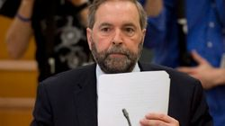 Mulcair Testifies NDP Did Nothing