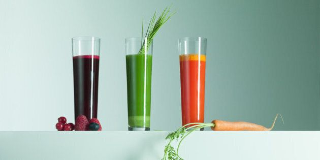 Juicing Benefits: 7 Reasons Why Fresh Juice Is The Healthier