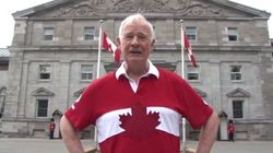 The Governor General's Ice Bucket Challenge Just Warmed Our
