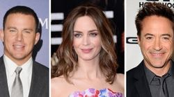 Watch These Celebrity Families Take The Ice Bucket