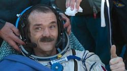 Why Hadfield Is HuffPost Canada's Newsmaker Of The