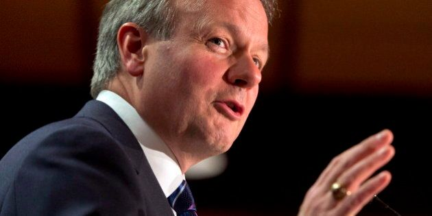 Stephen Poloz: Deflation A Risk To Canada's
