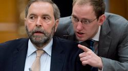 Mulcair To Liberal: 'Sorry To Destroy Your Perry Mason