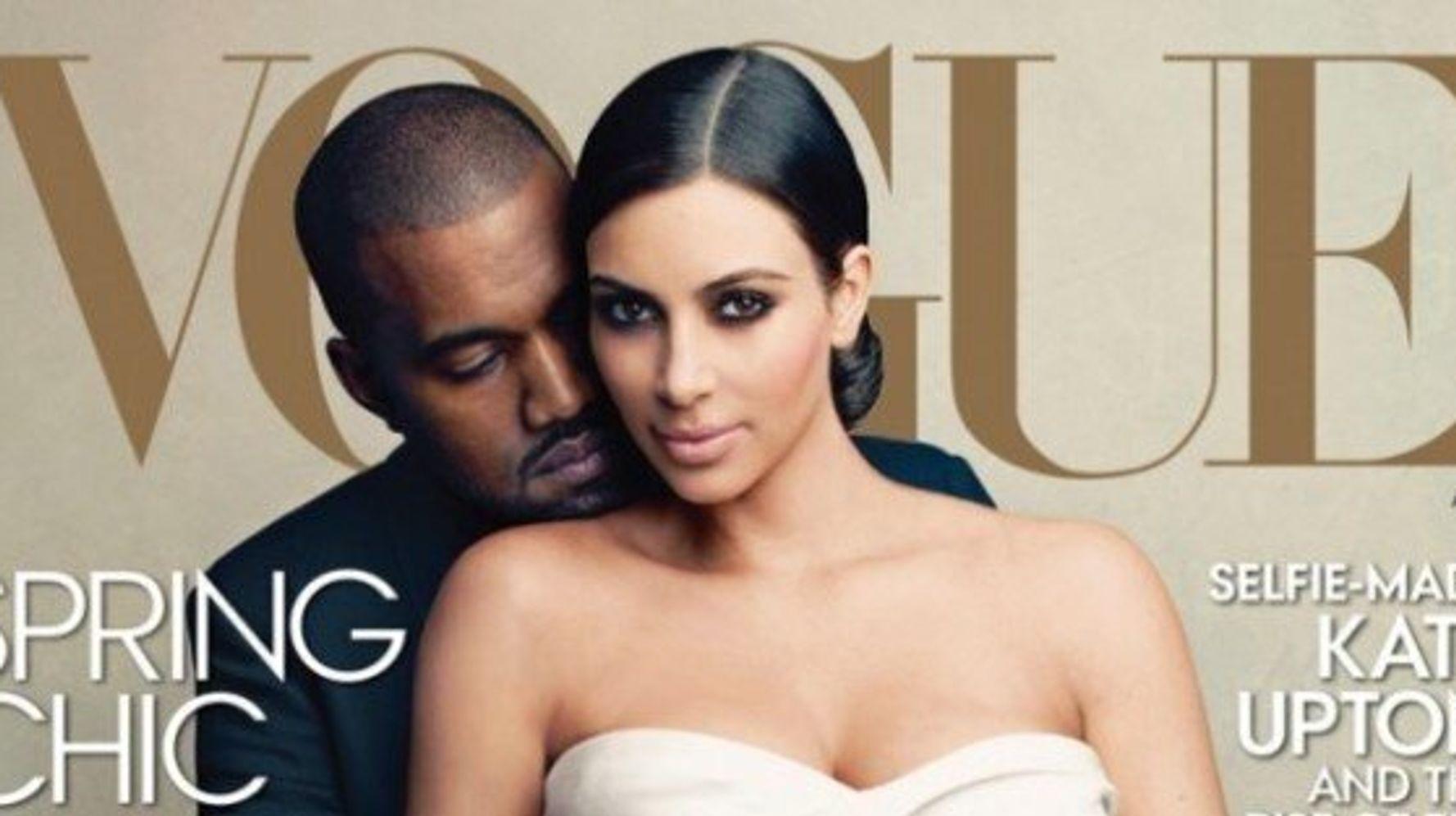 Twitter Reactions to Kim Kardashians Topless Blurred