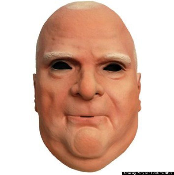 Rob Ford Halloween Mask Outselling Obama, Palin