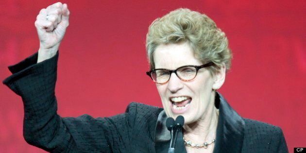 Kathleen Wynne Fires Up Party Faithful At Policy