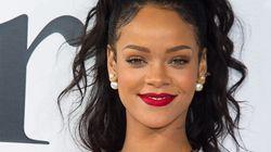 Rihanna's Drastic Hair
