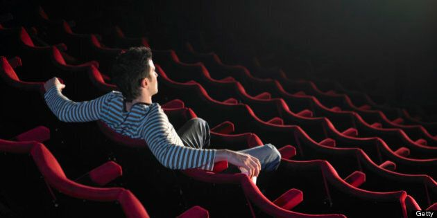 Want the Best Seats at the Movie? You'll Have to Pay