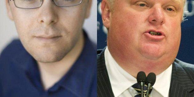Daniel Dale, Toronto Star Reporter, To Sue Rob Ford Over Pervert