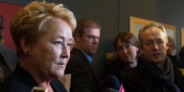 Pauline Marois Accuses Coalition Leader Of 'Personal