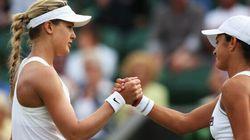 Bouchard, Raonic Taking On Wimbledon's Third