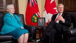 Harper Names Ontario's New