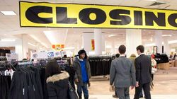 The Death Rattle Of The Canadian Shopping