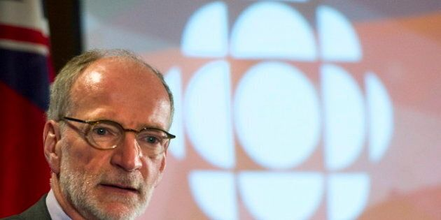 CBC's Hubert Lacroix: 'Dark Clouds' On Broadcaster's