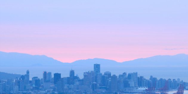 Vancouver Weather: It's So Cold