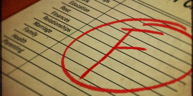 How Report Cards Put Pressure on