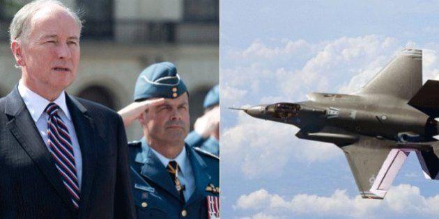 Military Procurement Canada: Tories Try To Fix Broken