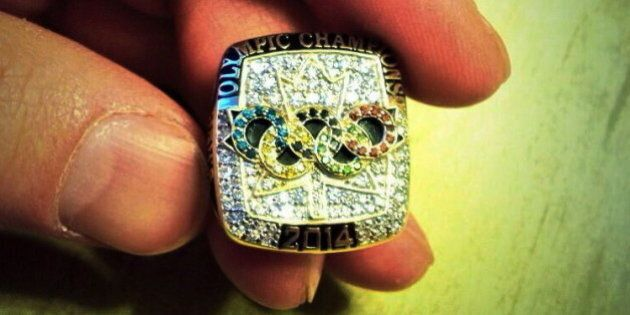 Brad Jacobs' Olympic Ring Found, 1 In