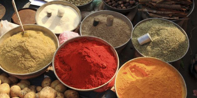 Curry Spices Could Help Lower Hypertension, Increase