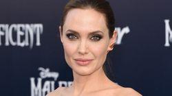 Angelina Jolie's Hottest Black
