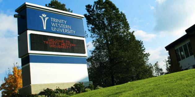 Trinity Western Law School To Be Accredited By New