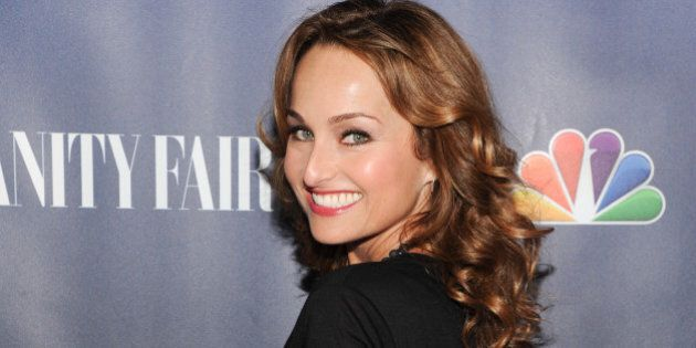 Chef Giada De Laurentiis attends the NBC 2013 Fall season launch party hosted by Vanity Fair at Le Bain...