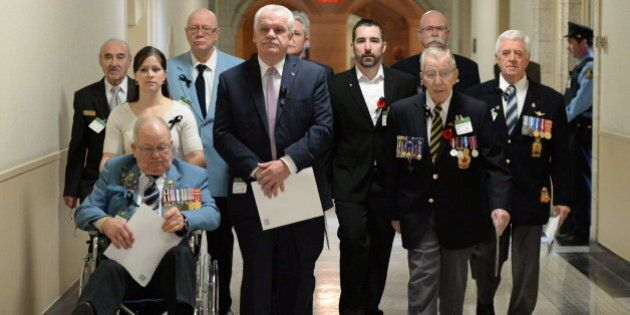 Medically Discharged Canadian Veterans Denied Benefits In 'Unfair' Process, Ombudsman
