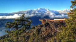 LOOK: Sea To Sky Gondola