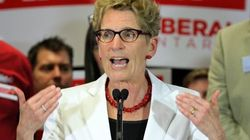 Wynne's Leading But There's A Catch, Poll