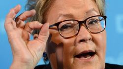 PQ Tones Down 'Stolen' Election