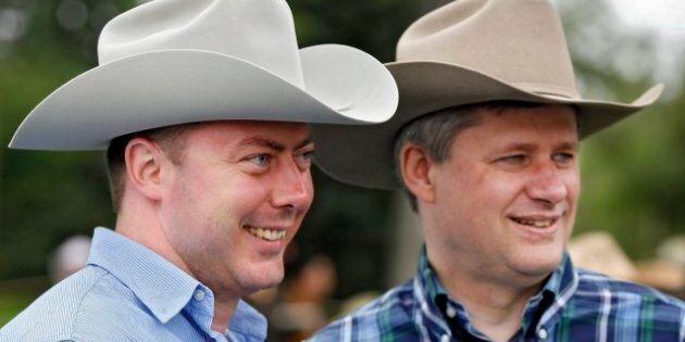 Harper Endorses Rob Anders In Calgary Signal Hill Nomination
