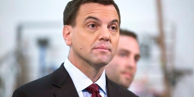 Ontario Election 2014: Tim Hudak Vows To Cut Red Tape For Small