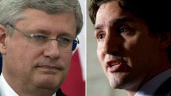 Trudeau: Harper On 'Wrong Side Of