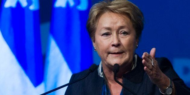 Pauline Marois Revs Up Referendum Talk With Election Call