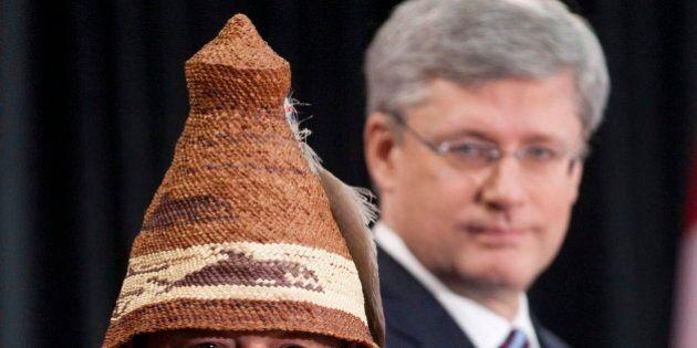 Harper To Deliver Retooled First Nations Education