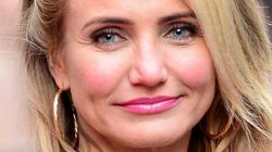 Cameron Diaz Looks Fab Without