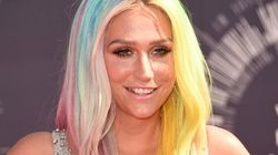 Kesha's Most Glam Look