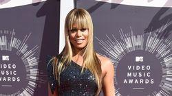 Laverne Cox's VMAs Outfit Is Dangerously