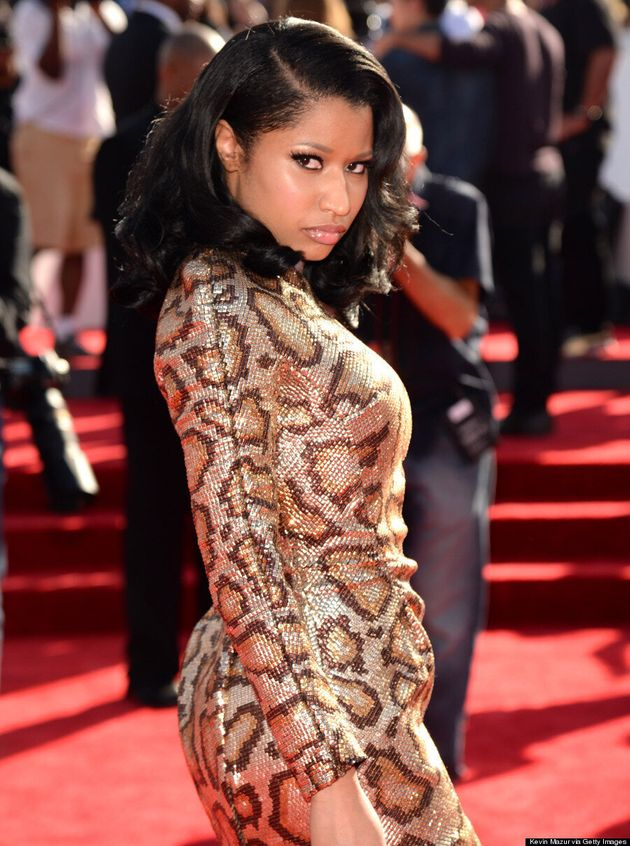 Nicki Minaj's MTV VMAs 2014 Outfit Brings Out Her Inner