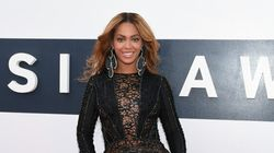 Beyonce Gets Creative With Sheer
