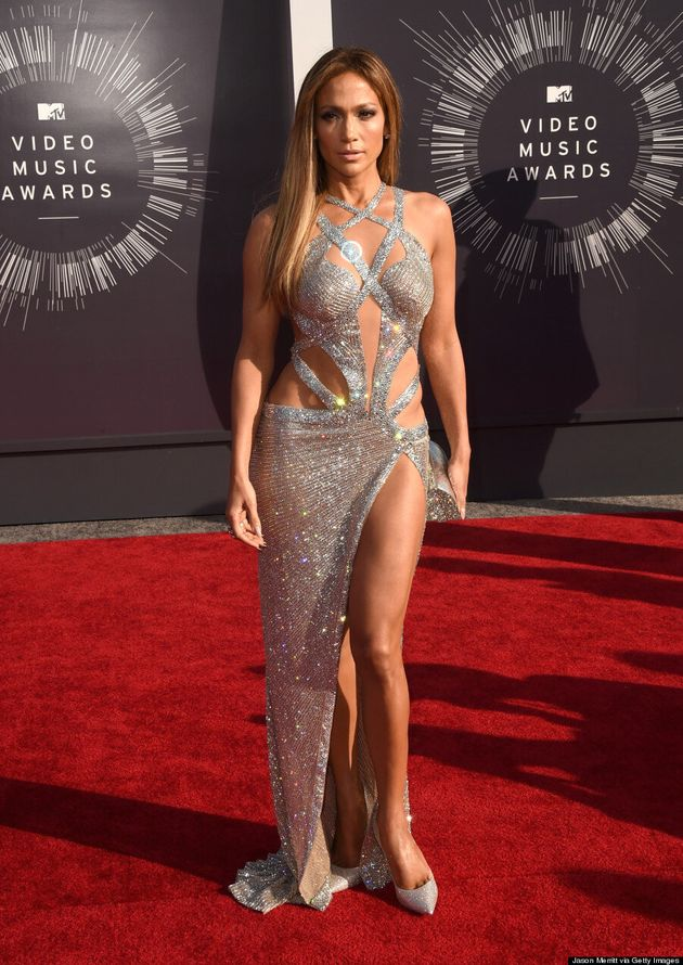 Jennifer Lopez's MTV VMAs 2014 Dress Is One To Drool