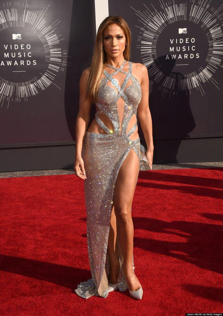 Meow! Jennifer Lopez Channels Her Inner Cougar In Sheer
