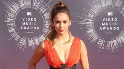Nina Dobrev Stays Classy At The