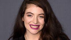 Lorde Skips VMAs Red Carpet Wearing Gothic