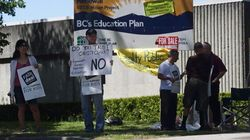 B.C. Teachers Ramp Up Pressure On