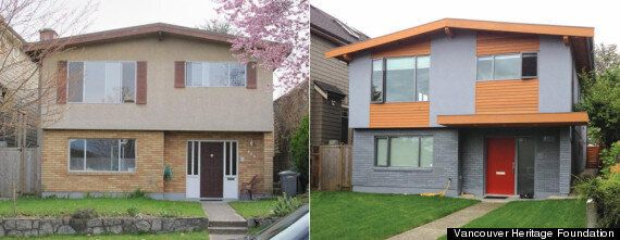 Vancouver Special Renovations Transform Reviled