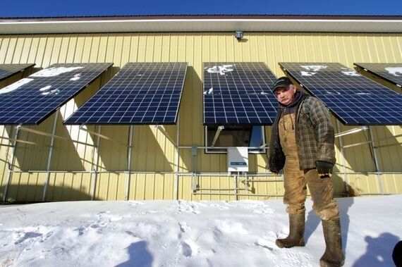How Solar Power is Driving Costs Down For Canada's