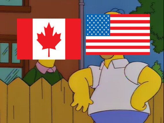 A Friendly Canada Day Message To Our Neighbours In The United