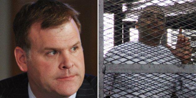 John Baird Defends Ottawa's Efforts To Free Mohamed