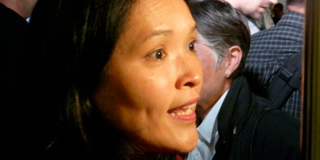 Jenny Kwan Unpaid Leave Still Being Worked Out: Adrian